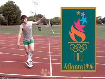The 1996 Olympic Games